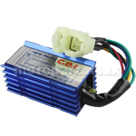6-Pin Performance CDI for GY6 50cc-150cc Scooters, ATVs, Go Karts