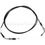 "X-PRO® 83.4"" Throttle Cable for GY6 150cc Scooters"