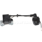 2-Wire Version Ignition Coil for 2-stroke 49cc Pocket Bikes