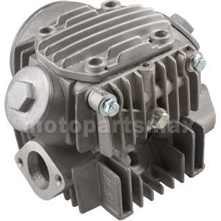 dirt bike 125cc manual clutch engine parts54mm cylinder head assembly for 125cc atvs, dirt bikes \u0026 go karts barrel