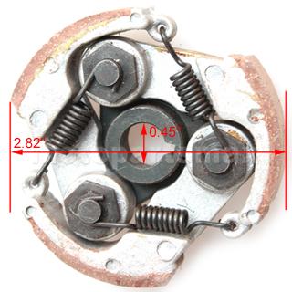 Pocket Bike 47 49cc 2 Stroke Engine Parts