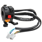 Left Switch Assembly for 50-250cc ATVs