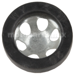 Oil Mirror for 70cc Dirt Bikes, Go Karts and ATVs