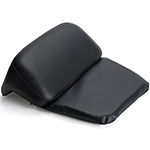 Details about Chopped Backrest Pad for Harley Razor Chopped Tour Pak Trunk Pack FLHR FLT FLH