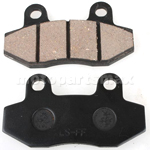 Brake Pad for ATVs & Dirt Bikes, Go Karts, Scooters