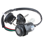 X-PRO® Key Ignition Switch Lock for 110cc-125cc ATVs TAOTAO