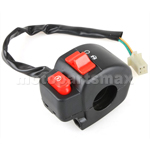 Right Integrated Switch for 50cc & 150cc Scooter