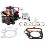 47mm Cylinder Kit for 70cc ATVs and Dirt Bikes