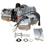 125cc 4-stroke Engine Motor Auto w/Reverse, Electric Start ATVs, Go Karts