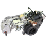150cc Short Case 4-stroke GY6 Engine W/Automatic Transmission, Build-in Reverse for 110cc-150cc ATVs and Go Karts 3150DX2, 3150CXC, Bull 150, ATA-150G