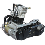 250cc CF250 Go Kart Engine Motor Water Cooled With CVT Transmission, Electric Starter