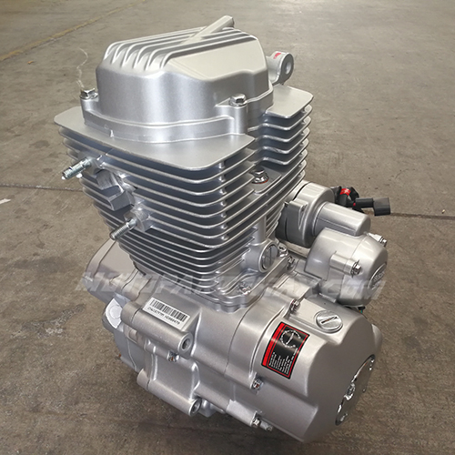A Engine & Engine Parts - 4-stroke Vertical ATVs Engine with