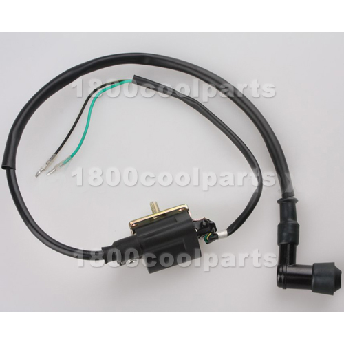 Four Wheeler Coils : Wire ignition coil cc quad atvs dirt