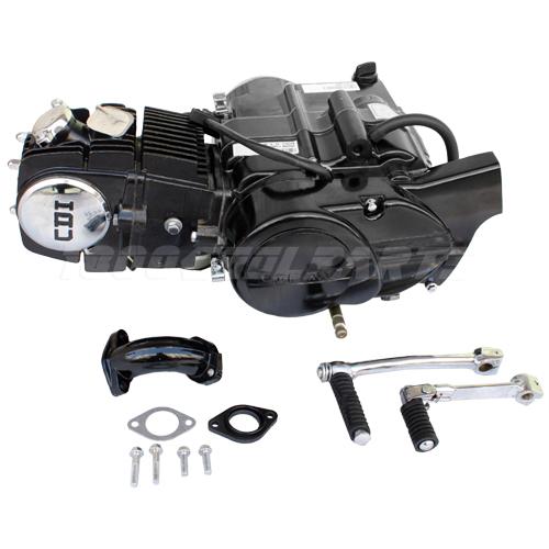 125cc Lifan Dirt Bikes Motorcycle Engine Motor Fit 50cc 70cc 110cc
