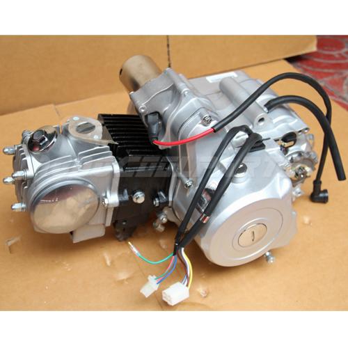 125cc atv engine semi auto 50cc 70cc 90cc 110cc 125 cc. Black Bedroom Furniture Sets. Home Design Ideas