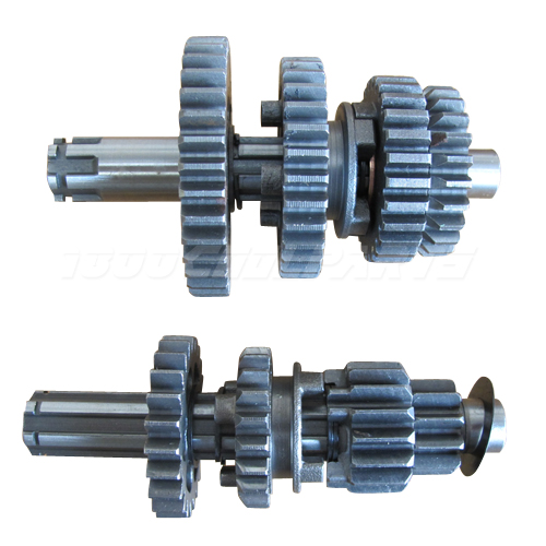 Paypal 1800 Number >> Transmission Main & Counter Shaft Gears Kit 50cc 70cc ...