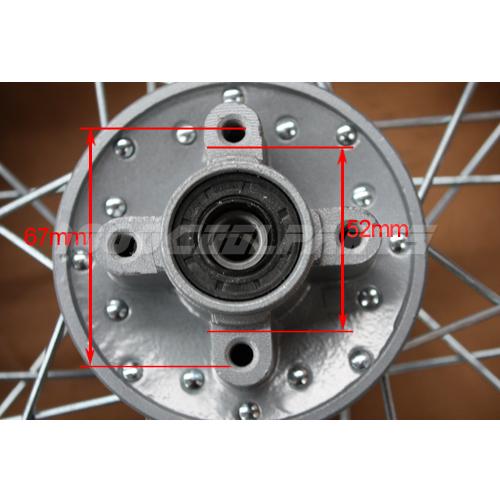 12 Rear Wheel Tire Honda XR50 CRF50 70cc 110cc 125cc Pit Dirt Bikes