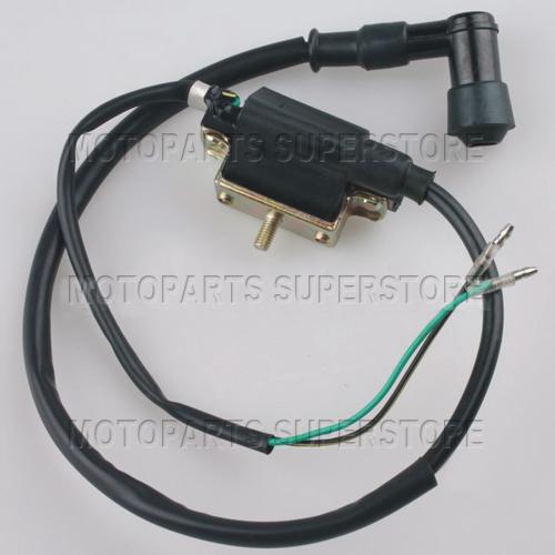 Four Wheeler Coils : Wire ignition coil honda xr crf cc
