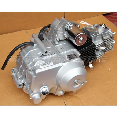 125cc engine motor atv semi auto w reverse 50cc 70cc 90cc. Black Bedroom Furniture Sets. Home Design Ideas