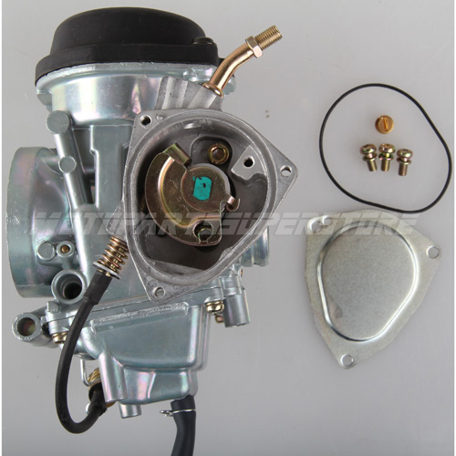 Hqdefault further D Mikuni Hs Carb Swap Information Hs Exploded View moreover  as well Ce also . on suzuki ltz 400 carburetor diagram