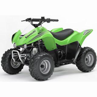Atv 50Cc Kawasaki – Idea di immagine del motociclo