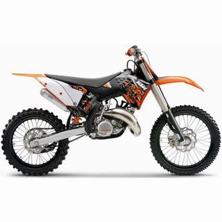Quad Dirt Bike