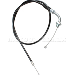 "34.6"" Throttle Cable for 70cc 110cc 125cc Dirt Bikes"