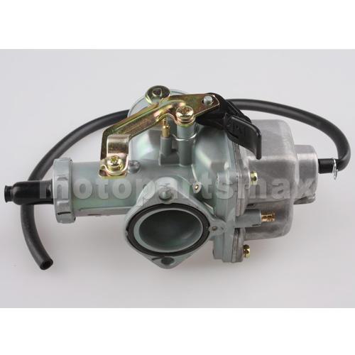 A Carburetors - 30mm Carburetor w/Cable Choke for 250cc ATVs