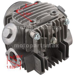 Dirt Bike 70cc Manual Clutch Engine Parts