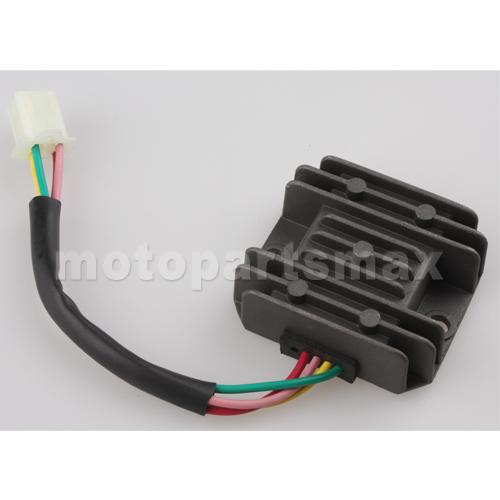 250cc Gy6 Regulator Wiring Diagram. . Wiring Diagram on