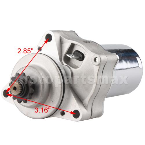A Starter Motors - X-PRO<sup>®</sup> 12 Tooth Starter Motor