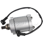Promax 11 teeth Starter Motor for 200cc-250cc Water Cooled Engine ATVs, Dirt Bikes