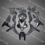 Honda CBR600RR (F5) 2007-2008 07 08 ABS Fairing Set -- Unpainted