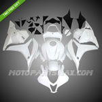 Honda CBR600RR 2009-2010 F5 ABS Fairing Set -- Unpainted