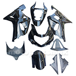 Suzuki GSX-R600/750 2001-2003 ABS Fairing Set -- Painted