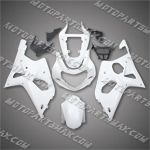 Suzuki GSX-R1000 2001 2002 ABS Fairing Set -- Unpainted