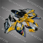 """Fairing For 2006-2007 Suzuki GSX-R GSXR 600 750 K6 Plastics Set Injection Mold """