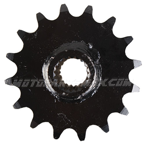 A Sprockets - 530 Chain 16 Tooth Front Engine Sprocket for