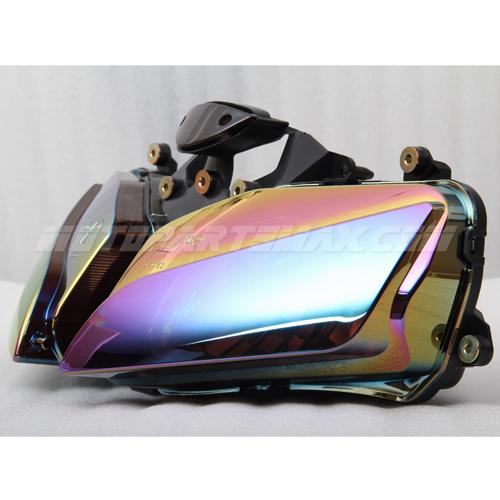 A Motorcycle Parts - Headlight Head Light Assembly HONDA