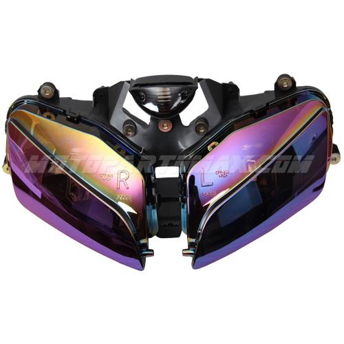 A Motorcycle Parts Headlight Head Light Assembly Honda Cbr600rr