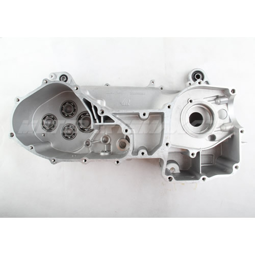A Engine Covers - Left Crank Shaft Cover for GY6 150cc 743