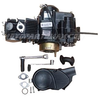 A Engine Assembly - 110cc Pit Dirt Bikes Engine w/Semi Automatic