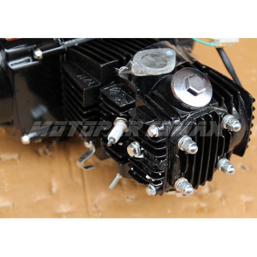 A Engine Assembly - 110cc 4-stroke Auto w/Reverse Engine Motor