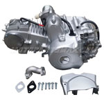 125cc 4-stroke Engine Motor w/Automatic Transmission, electric start fits 50cc 70cc 90cc 110cc 125cc ATVs