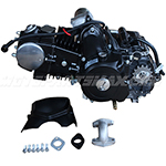 125cc 4-stroke Automatic Transmission w/Reverse Engine Motor, Electric Start for 50cc 90cc 110cc 125cc Go Kart ATV