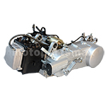 Long Case 150CC GY6 Moped Scooter Engine Motor 150 CVT Auto