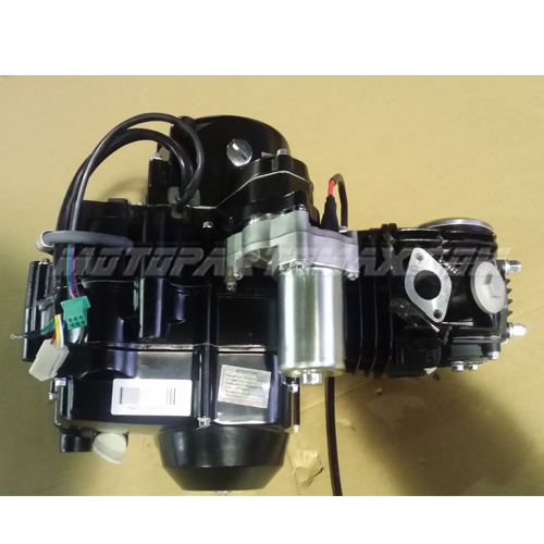 A Engine Assembly - 110cc 4-stroke Engine Motor Semi Auto w/Reverse