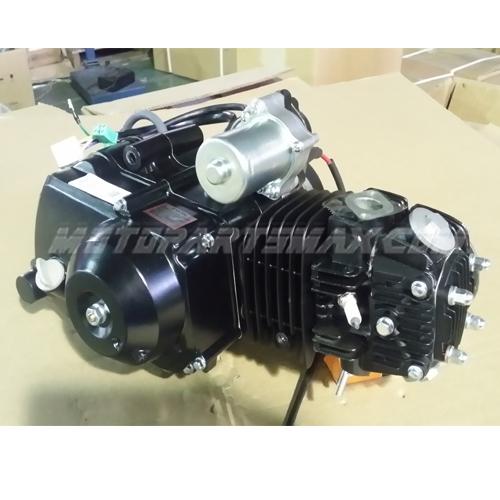 A Engine Assembly - 125cc 4-stroke ATV Engine Semi-Auto