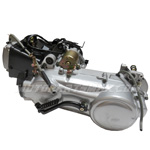 150CC GY6 Scooter Engine Motor 150 CVT Auto Carb Complete Short Case for Scooter