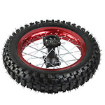 "14"" Rear Wheel Assembly for 110cc-200cc Dirt Bikes"